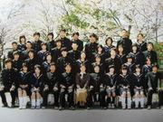 2002年卒 境高校2年4組 連絡帳