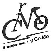 クロモリの自転車が好き