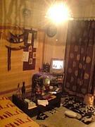エスニック・アジアンな部屋