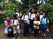 エクアドルでボランティア