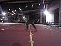 freeline slalom