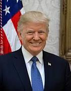 トランプ大統領再任を応援する