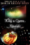 King&Queen KAWASAKI