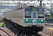 常磐線/千代田線 203系