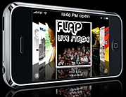 FLAP in mixi