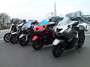 ZX-12R&ZX-14(ZZR1400)の憂鬱