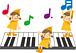 ピアノ弾き語り、未経験、初心者