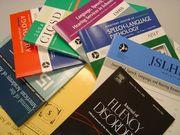 音声言語病理学・聴能学