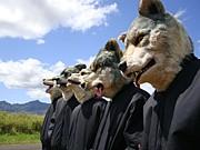 MAN WITH A MISSION謎のオオカミ