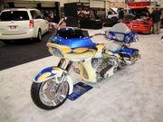 Harley Davidson Touring Model