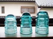 Glass insulator 〜碍子〜