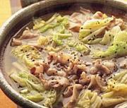 豚肉と白菜