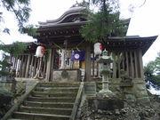 西金砂神社・東金砂神社