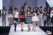 9/16群馬でファッションshow☆