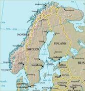 北欧の人名がカッコイイ…