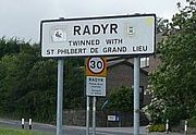 Radyr Cardiff Wales