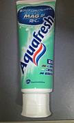 アクアフレッシュ〜歯磨き粉〜