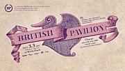 BRITISH PAVILION 福岡