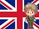 英国旗が米に見える@ヘタリア