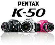 PENTAX K-50 User