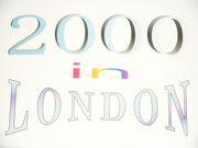 2000 in LONDON