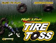 ネットゲーム「TIRE TOSS」