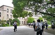 神戸市外国語大学2012年新入生