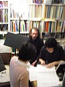 パリ 音楽学校&教室