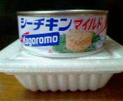 シーチキン納豆
