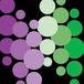 緑 と 紫