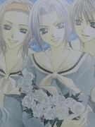 旧三薔薇(聖&蓉子&江利子)同盟