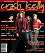 crash kelly