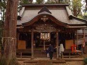 ■胎安神社■(安産・子授け)
