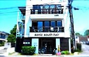 sonic south hair