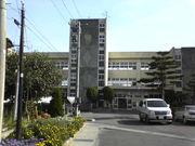 花泉町立花泉北中学校