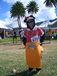 仮装 de ホノルルマラソン