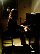 ☆★夜のピアノ弾きさん★☆