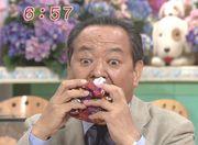 めざましテレビ大塚さんの笑顔♪