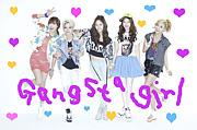 Yes!We f(x)♥Gangsta girl