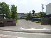 福井県勝山市立南部中学校