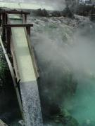 自然湧出温泉が好き!