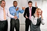 職場ストレス:月曜の朝がツライ