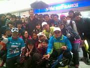 福井県の市民マラソン大会♪