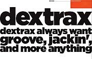 dextrax / dxtx music