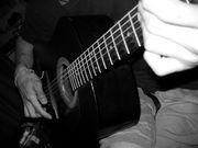 ギターコード スコア 耳コピ