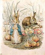 Peter Rabbit color