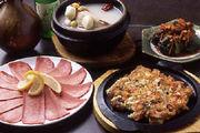 関西の韓国料理のお店
