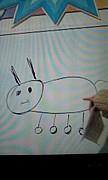 藤ヶ谷画伯の牛