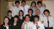 2006年石岡第一高校教育実習生☆
