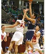 明成高校バスケ部